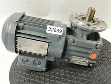 SEW 0,18 KW 129 min WF20 DR63M4 Getriebemotor Spiroplangetriebemotor Gearbox
