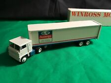 1974 Winross Amway cab over 18 wheeler