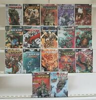 Frankenstein Agent Of Shade 0-16 Complete DC New 52 Set Series Run Lot VF/NM