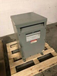 Siemens  Dry Type Transformer, 15KVA 150 C Rise IMP. 4.3Z (Item.42)
