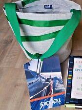 Sailcloth Tote Bag Recycled Sails