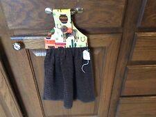 New! Brown Southwestern Dachshund-Doxie-Weiner Dog Hanging Towel #114