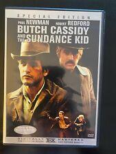 Butch Cassidy and the Sundance Kid (1969) Dvd   Paul Newman, Robert Redford