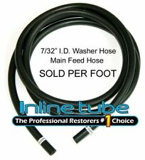 64-88 GM 7/32 ID Windshield Wiper Hose Vacuum Hose AC Climate Control NOS PER FT