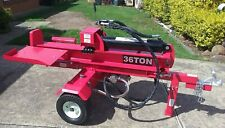 Log Splitter 36 Ton