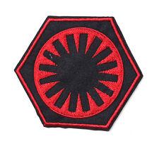 Star Wars Erwachen der Macht Patch - First Order Uniform Aufnäher zum aufbügeln