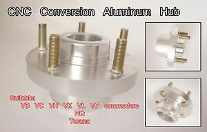 Aluminum brakes Hub for Holden commodore VB BC VH VK VL VN VP Also HQ, Torana