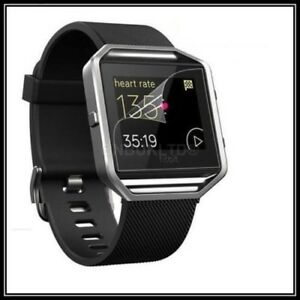 For Fitbit Blaze Ultra clear TPU Screen Protector