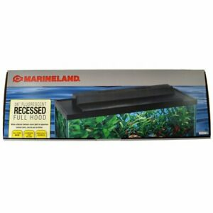 "New Marineland 36"" Fluorescent Recessed Full Hood UPC 047497753651"