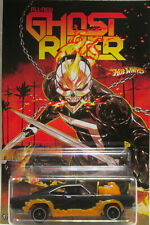 Hot Wheels CUSTOM GHOST RIDER CHARGER Real Riders Limited 1/25 Made!