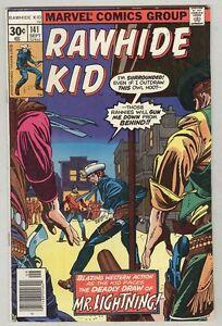 Rawhide Kid #141 September 1977 VG Jack Davis Art