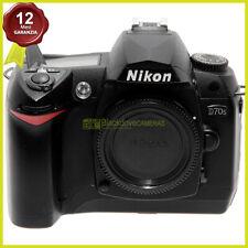 Nikon D70s solo corpo fotocamera digitale reflex usata. Macchina fotografica.