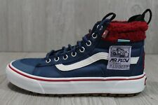 57 Rare Vans Sk8-Hi MTE Dx Simpsons Mr. Plow Skate Shoes Sizes 6.5-13