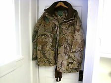Men's REMINGTON 2 Piece Hunting Advantage Camouflage Nylon Jacket & Bibs Size XL