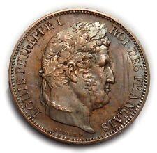 5 Francs Louis-Philippe 1er - 18 mai 1831 - ESSAI - France