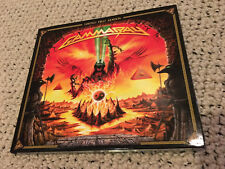 GAMMA RAY LAND OF THE FREE II 2 CD ALBUM AUTHENTIC SPV STEAMHAMMER HELLOWEEN MET