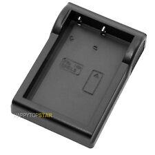 Slot Plate Dual Fast Quick Charger for Nikon EN-EL9 EN-EL9a MH-23 D5000 D60 D40