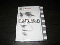 Funny Games DVD Susan Lotuar Ulrich Mühe Arno Frisch Sigillata Nuovo