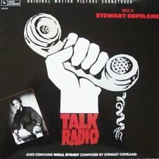STEWART COPELAND - Talk Radio/Wall Street (CD, 1987, Varese Sarabande (USA))