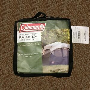Coleman 4-Person Instant Tent Rainfly Accessory NEW!
