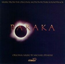 """BARAKA"" movie soundtrack / score CD - Michael Stearns / Inkuyo / DEAD CAN DANCE"
