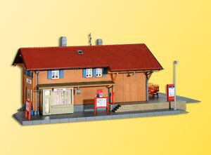 Kibri H0 39372 Estación Solis Kit Construcción Producto Nuevo