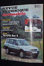 Revue technique automobile toyota rav 4 n° 597