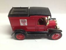 1913 Ford Model T Van WESTERN AUTO STORES ERTL BANK Toy Car