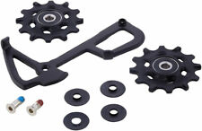 SRAM GX 1X11/Force1/Rival1 Type 2.1 Rear Derailleur Pulley Kit and Long Cage
