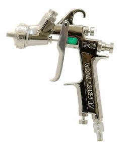 ANEST IWATA W-400-132G 1.3mm Gravity Spray Gun no Cup Center Cup Guns W400