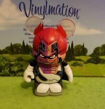"DISNEY VINYLMATION - 3"" Park Robots Set 4 Villains Syndrome From Incredibles"