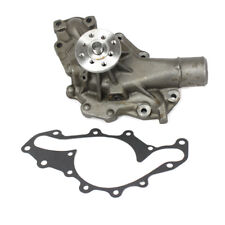 Engine Water Pump-VIN: F, DIESEL, OHV, Turbo, 16 Valves DNJ WP3195A