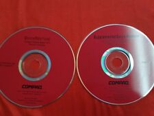 Genuine Compaq Presario Model 1670 + Supplemental Quick Restore Disk
