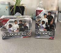 2021 Topps Major League Soccer MLS Blaster  Lot Of (2) SEALED NEW!! Please Read!
