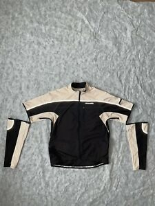 Cannondale feel it cycle jacket transformer size M
