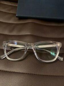 Ollie Quinn Men's Johnson Clear Glasses. OQ902 C209