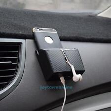 Multifunction Vehicle Auto Storage Box Cellphone Holder Car Interior Accessories