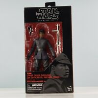 "Star Wars Hasbro Black Series: Finn (First Order Disguise) 6"" Figure 