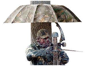 Instant Roof Tree Stand Umbrella, Camo, 57-In. -5309