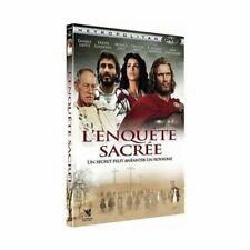 DVD L'enquête sacrée - Dolph Lundgren,Monica Cruz,Giulio Base - Dolph Lundgren,