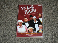 YOU RANG M'LORD ? : THE COMPLETE FIRST SERIES 1 - DVD BOXSET - VGC (FREE UK P&P)