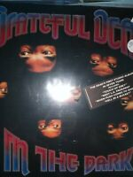 Grateful Dead In the Dark 1987 edition Vinyl LP Album. New sealed record