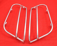 SADDLEBAGS LIDS GUARD RAILS CRASH BARS 4 HARLEY FXRT FXRD FRX