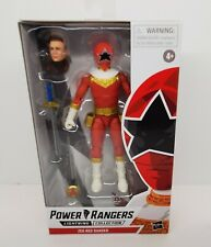 Power Rangers Lightning Collection Zeo Red In Hand!