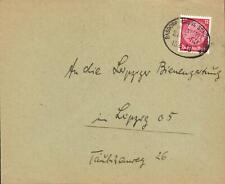 (4422) Bahnpost BASDORF - GROSS-SCHÖNEBECK ZUG 53 v. 1938