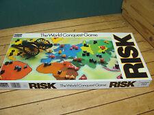 Risk Board & Traditional War Games