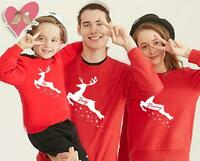 PERSONALISED Christmas FAMILY MATCHING Christmas gift  Sweatshirts Jumper