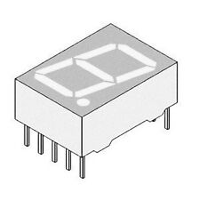 7-Segment Yellow Display 13mm Common Anode TDSY 5196