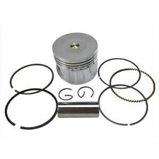 GY6 100cc Piston Kit 50mm Big Bore Piston Rings Pin Set for Scooter Moped quad