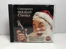 Coca~Cola Contemporary Holiday Classics Vol 1 Music CD Christmas - Speedway